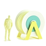 EUMAKERS PLA Filament Straw Yellow 2.85mm (3.00mm) - Made in Italy 1kg