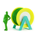 EUMAKERS PLA Filament Green 2.85mm (3.00mm) - Made in Italy 1kg