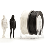 EUMAKERS PLA Filament Black & White 1.75mm - Made in Italy 1kg