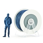 EUMAKERS PLA Filament Dark Blue Metallic 1.75mm - Made in Italy 1kg