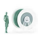 EUMAKERS PLA Filament Pearl Green 1.75mm - Made in Italy 1kg
