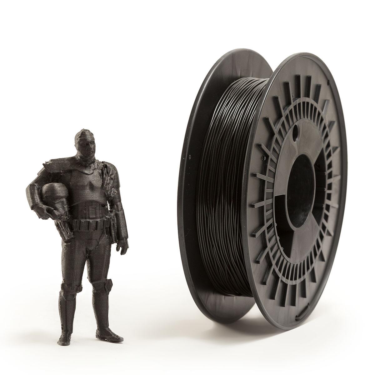 EUMAKERS 3D PRINTING FILAMENT Nylon Carbon Fiber 1.75mm