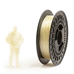 EUMAKERS Filament TPU Flex Transparent 1.75mm - Made in Italy 500g