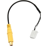 Beat Sonic BC5 Toyota / Eclipse 4 Pin Camera Plug to Video RCA Socket